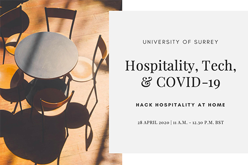 Hack Hospitality at Home
