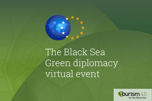 BS Green Diplomacy event