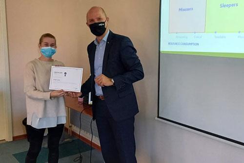 TIM certificate
